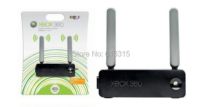 10PCS/LOT New Wireless Network net Internet WiFi A/B/G /N Adapter for XBOX360(China (Mainland))
