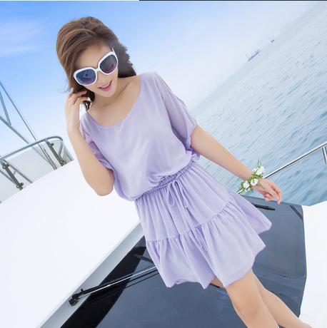 2015 summer dress new rendering women's Bohemia beach seaside resort strapless dress desigual clothing from China(China (Mainland))