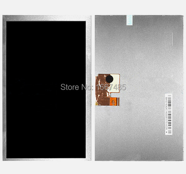 "7"" New For Asus MeMO Pad ME172 ME172V LCD Screen Display Tablet Replacement Part +Single number track(China (Mainland))"