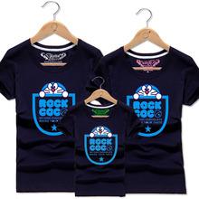 Men Women & Boy Girl Family Matching Outfits Cotton T Shirt Kids Anime Doraemon Tee Father Son Mother T-shirt Child Top Clothing