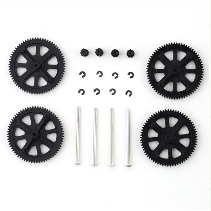 Parrot AR Drone 2.0 Quadcopter Spare Motor Pinion Gear Gears Shaft Quadcopters Spares Part Motors Pinions(China (Mainland))