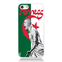 Algeria Soccer Star phone cases for iPhone 4s 5s 5c 6 Plus iPod touch 4 5 6 Samsung Galaxy s2 s3 s4 s5 mini s6 edge note 2 3 4 5(China (Mainland))