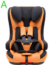 Multi-color Natural Healthy Child Car Safety Seat For 9 Month - 12 Years Old Baby Use(China (Mainland))