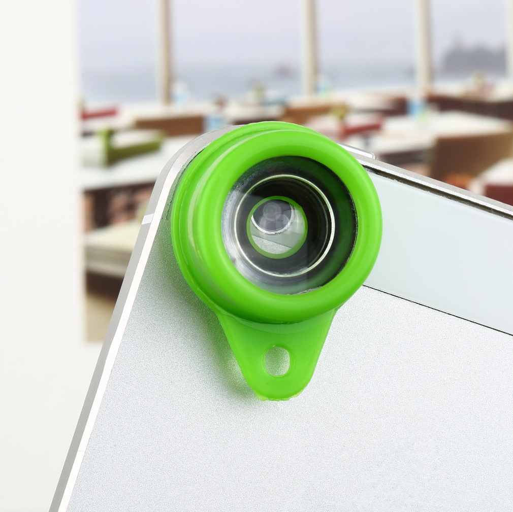 Hot Jelly Lens Fish Eye Wide Angle for iPhone Cell Phone Digital Lomo Camera(China (Mainland))