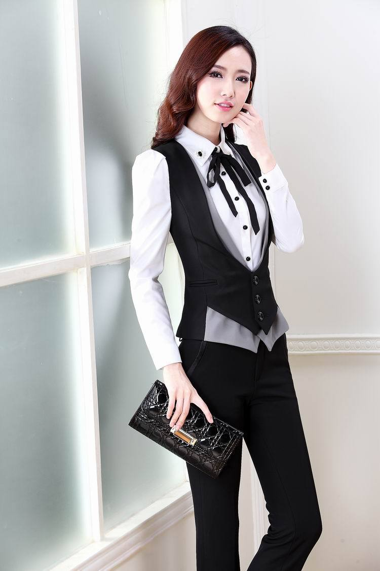 Women s plus dress suits