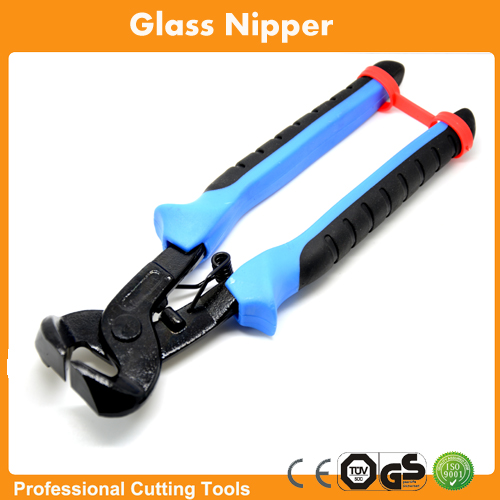 Hot Sales:8inch Professional Tile cutting nipper & Glass Cutting Pliers, cutting edge is YG8 carbide(China (Mainland))