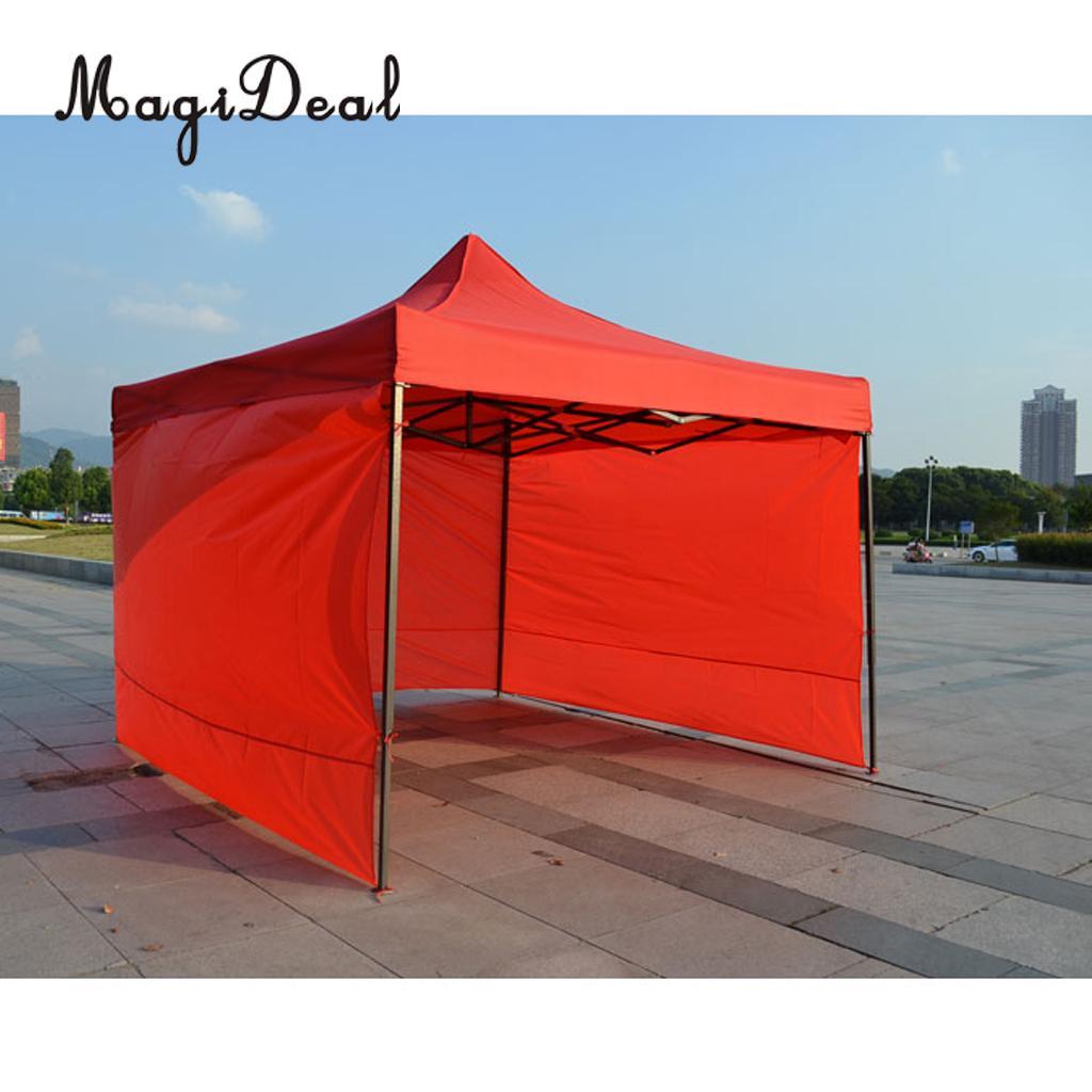 Canopy Side Wall Carport Garage Enclosure Shelter Tent Party Sun Wall Sunshade