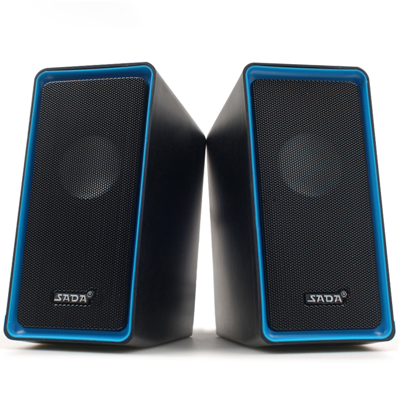 2015 new products 2.0 mini speaker portable USB computer speakers best 2.0 speakers 66*100*150mm made by prefession factory(China (Mainland))