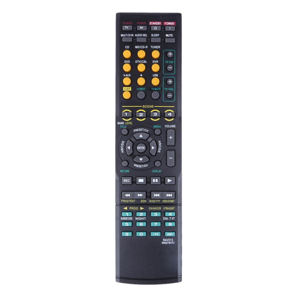 Yamaha Htr Remote Codes
