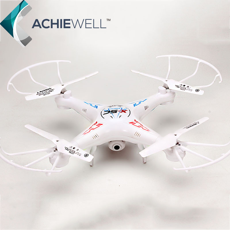 Brand X5C 6 Channel 2.4G Big Remote Control Drone Without Camera Light RC Drone Model For Boys Aduct Toys Gifts(China (Mainland))