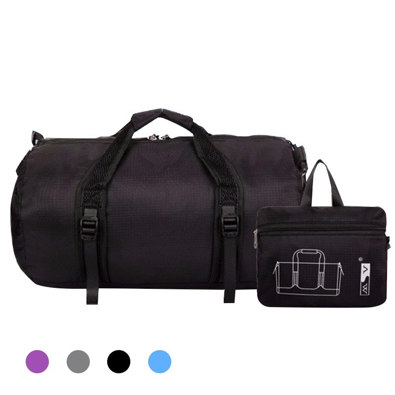 Travel Bags Women Men Sport Folding Fitness Basketball Package New Large Capacity Waterproof Travel Bags Shoulder Messenger Bag(China (Mainland))