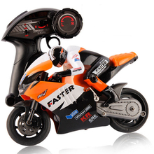 Hot Selling JXD 806 RC Remote Control Motorcycle 1/16 Scale 4CH 2.4G Boys Electric Toys Radio Children Gift moto JXD806(China (Mainland))
