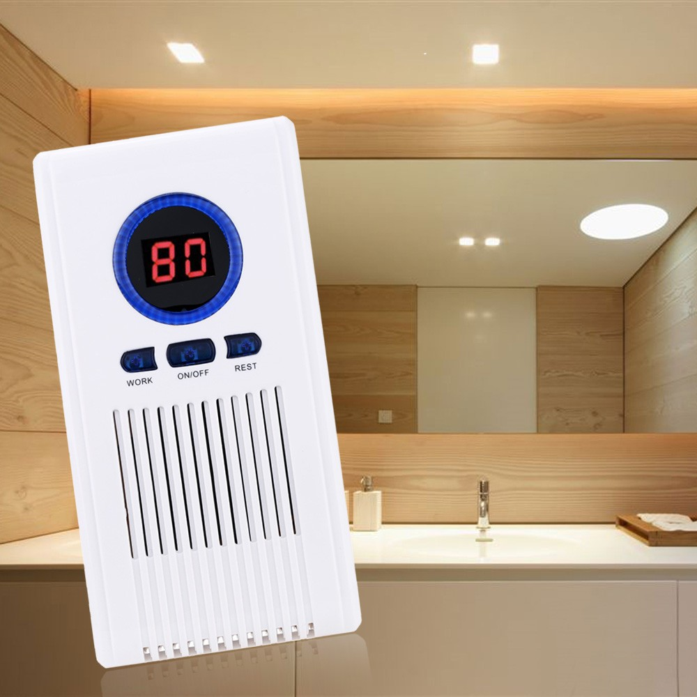 bathroom sterilziing Ozone Generator 220v Air Purifier Ozonizer Cleaner Air Freshener for home Ozon Cleaner Ozonio Purificador(China (Mainland))