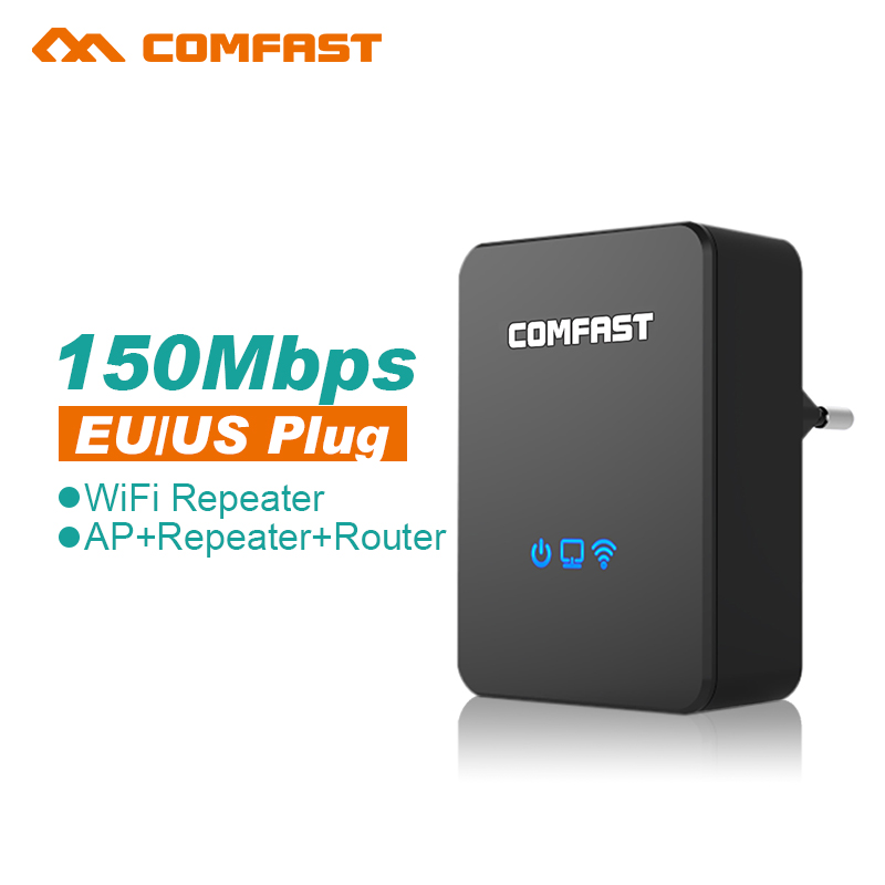 Comfast WIFI Router Repeater Wireless Wifi Extender 150Mbps 802.11n Wi-Fi Range Signal Amplifier CF-WR150N Wi fi Roteador Router(China (Mainland))