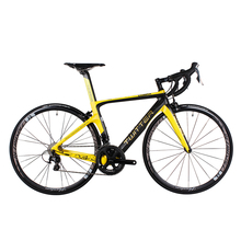 TWITTER Super Light Aero Carbon Fiber Break Wind  Road Complete Bike Bicycle 22 Speed V brake 46CM/48CM/50CM(China (Mainland))