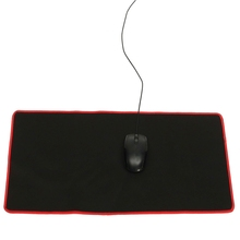 Popular Design 300x700x2mm Ultra Large Thickening Mouse Desk Keyboard Pad Table Mat High Quality(China (Mainland))