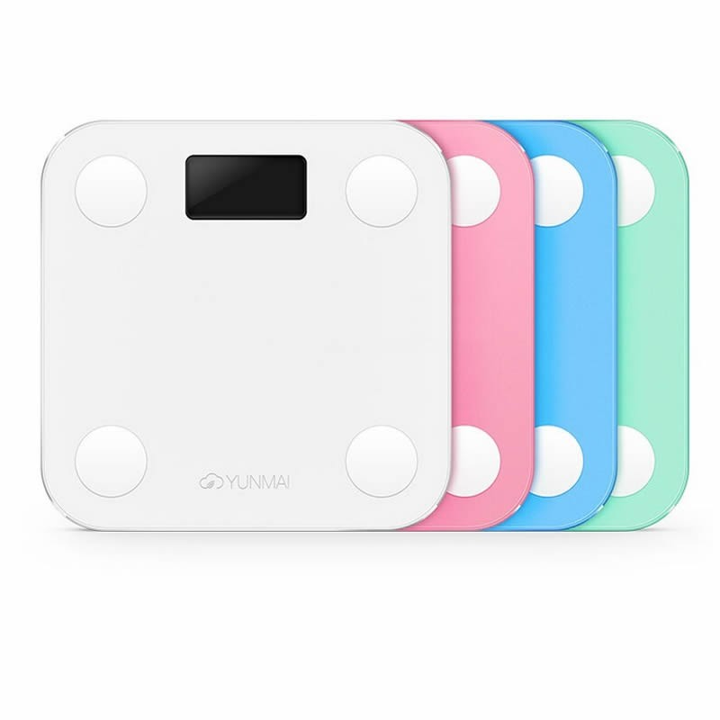 image for Original Xiaomi Scale Mi Smart Weighing Scale Support Android 4.4 IOS