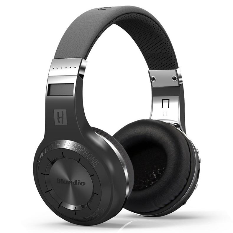 Original bluedio HT Wireless Bluetooth headphones for computer Headset mobile phone PC telephone bludio with Microphone headband