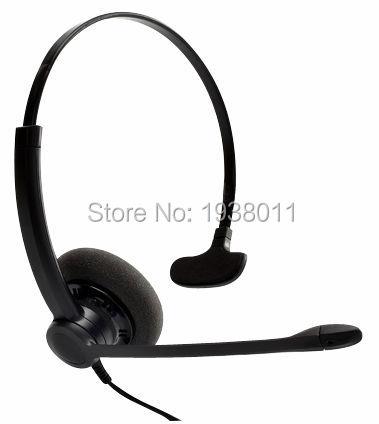 Extra 1 pc ear pad+RJ9/RJ11 plug Headset for CISCO IP telephone 7940 7960 7970 7962 7975 7961 8965 Cisco phone headset with RJ9(China (Mainland))