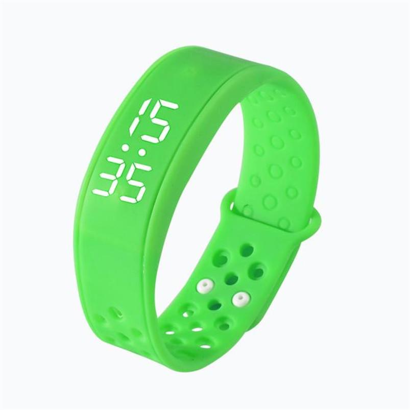 FineFun Smart Wristband W6 Sport Health Pedometer Wearable Device Watch Bracelet Time Temperature Sleep Monitor Fitness