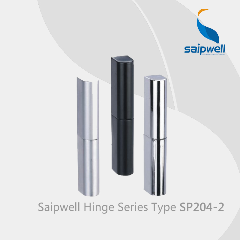 Saipwell SP204-2 soft close cabinet hinges zinc alloy different types door hinges 90 degree stop hinges 10 Pcs in a Pack(China (Mainland))