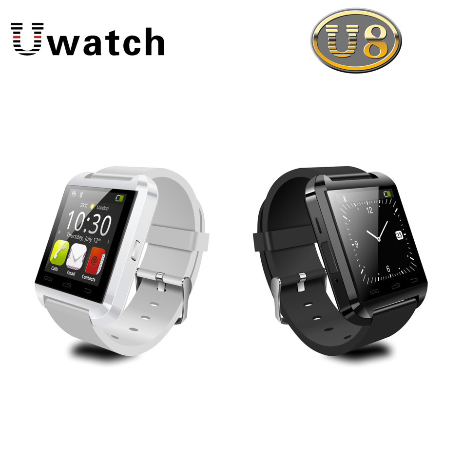 Cheap Smartwatch U8 Reloj Smartphone Bluetooth Watches wearable devices Cell phone for Samsung Android Phone Smart watch(China (Mainland))