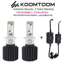 Buy K7S H3 Car LED Headlight Canbus Error 9005 9006 9004 9007 H1 H8 H11 H4 H7 H3 LED Headlight Canbus Bulb 6000K White for $17.28 in AliExpress store
