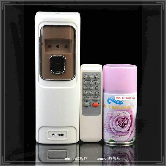 ultra long jet remote control aroma plus automatic perfume machine automatic aerosol dispenser set perfume tap bathroom(China (Mainland))