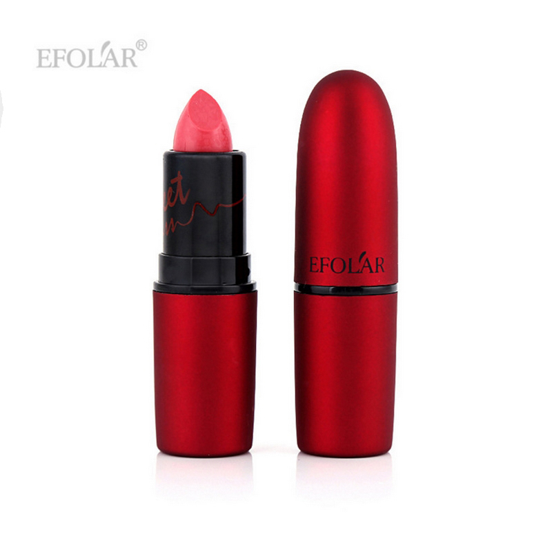folar sweet kiss lipstick not easy to fade moisturizing lipstick cosmetics Brand Batom Waterproof Long-lasting for mouth to lip(China (Mainland))