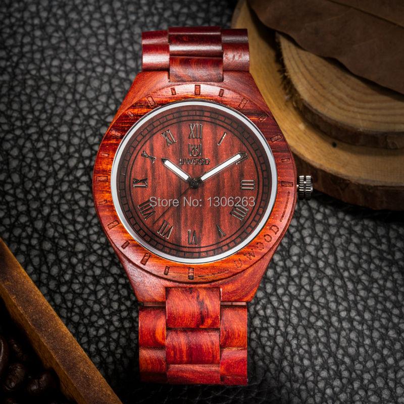 Моделирование Деревянные Часы Relojes Мужчины Часы Повседневная Урожай Ретро Стильные Деревянные Наручные Часы Мужчины Черного Дерева Часы Relogio Masculino