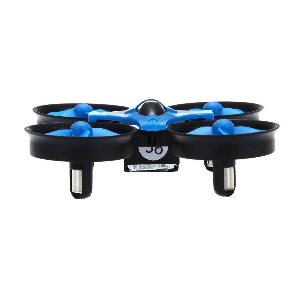 JJRC H36 RC Drone Dron 2.4GHz 4CH 6 Axis Gyro RC Quadcopter with Headless Mode / Speed Switch Drones LED Light Flying Helicopter