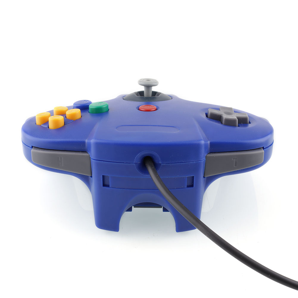 image for New Blue Game Gaming Handle Controller Remote Pad JoystickGame ForNint