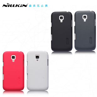 "100% Original Genuine Nillkin ,Quality products NILLKIN ""super frosted shield"" hard case for Lenovo A820, with screen protector"