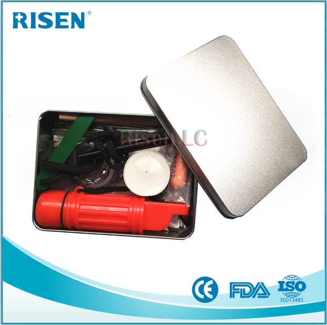 Набор для путешествий RISEN Gear  Survival Kit