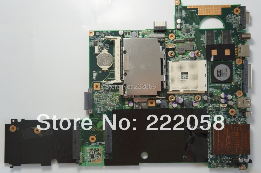 Laptop motherboard DV8000 403790-001 laptop fully tested with work perfect!(China (Mainland))
