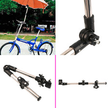 2016 Umbrella Stands Wheelchair Bicycle Pram Swivel Umbrella Connector Stroller Holder Any Angle(China (Mainland))