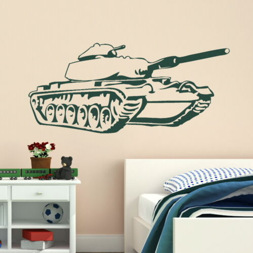 Buy little pony kids room art pvc wall stickers decals for Army wallpaper mural