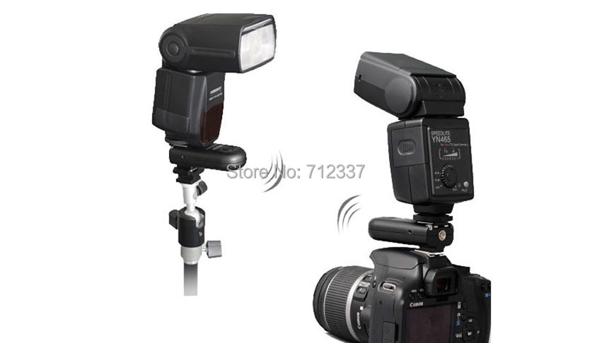 Yongnuo RF-603C-II-C3 Wireless Remote Flash Trigger Kit for Canon 1D 5D 7D 10D 20D 30D 40D 50(China (Mainland))