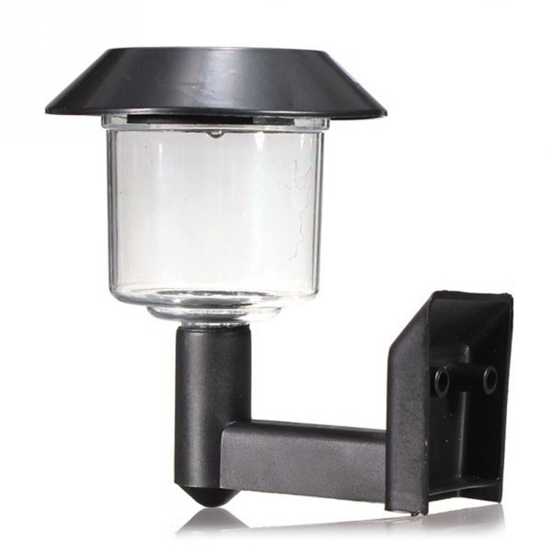 LED Solar Lamp Sensor Waterproof Solar Light LED Street Light Outdoor Path Wall Lamp Security ...