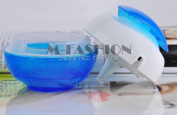 Гаджет  3pcs/lot 2014 New Portable Mini Water Bottle Steam Mist USB Humidifier Air Diffuser For Home Office SV000646 None Бытовая техника