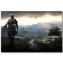 Buy Battlefield BF 1 4 Art Silk Fabric Poster Print 13x20 24x36inch Hot Game Soldier Pictures Children Room Wall Decor Gift 20 for $4.91 in AliExpress store