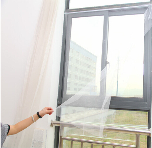Insect fly mosquito window net netting mesh screen new for Screen new window