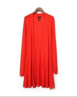 5colors зима дамы моды открытый шов шерсти джемпер свитер короткие случайные o шеи случайный свитера кардиганы женские