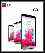 100% Original Refurbished LG G3 F400/D855 Cell phone Unlocked 2G/3G/4G 13MP 3GB RAM Quad Core Android Smartphone Free Shipping