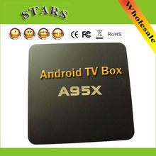 A95X android 5.1.1 tv box 1g/8g amlogic s905 Quad Core Cortes A53 WIFI Smart Tv Box Media Player KODI Pre-installed Set tv Box(China (Mainland))