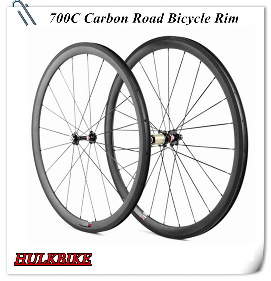 Free shipping Carbon road bicycle wheelset with 38mm profile 20.5mm width of carbon bike wheels for clincher type<br><br>Aliexpress