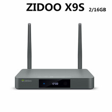 Buy Zidoo X9S Android 6.0 TV Box OpenWRT, NAS Realtek RTD1295 2G/16G Bluetooth 1000M LAN Media Player Original DHL free for $149.00 in AliExpress store