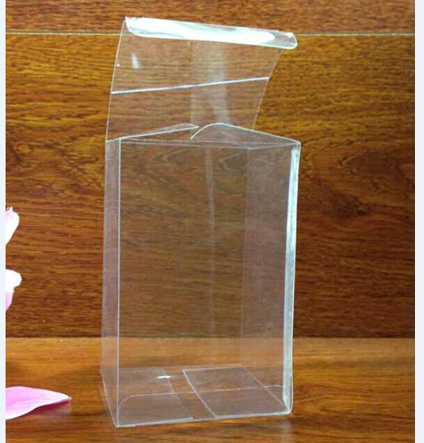 Короб прозрачный пластик