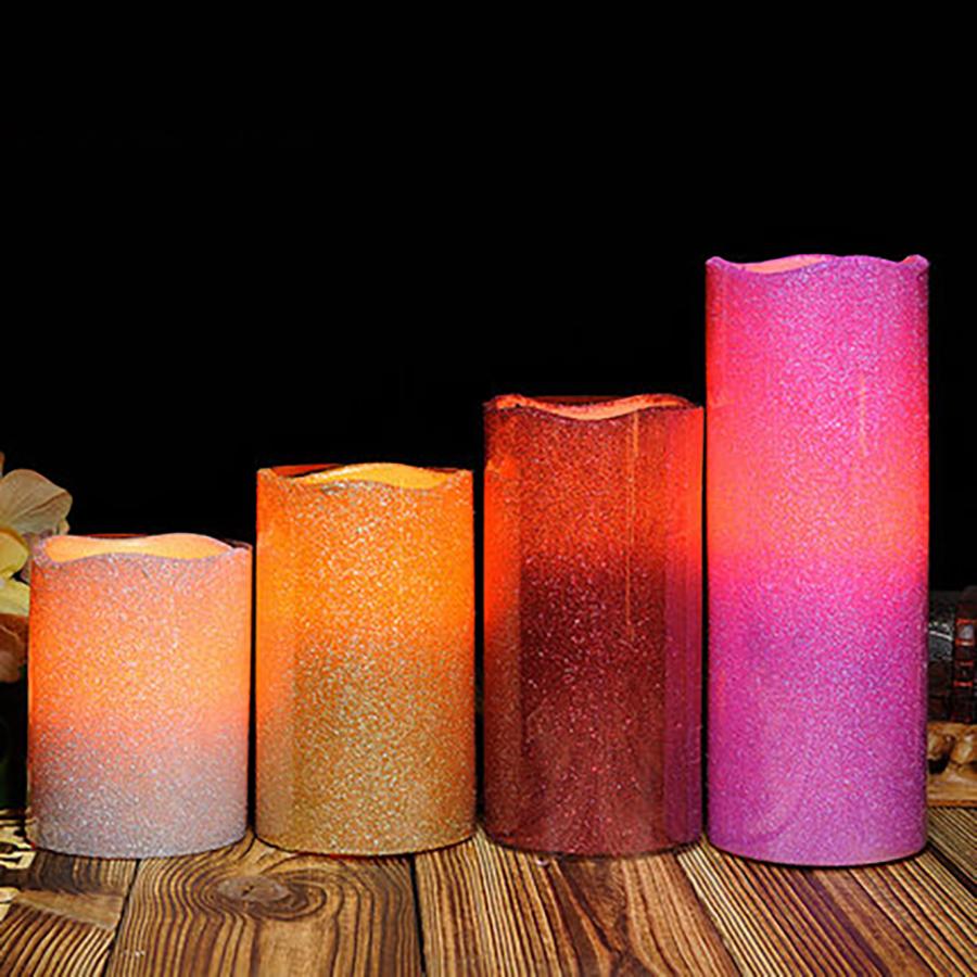 online kaufen gro handel led candles wax aus china led. Black Bedroom Furniture Sets. Home Design Ideas