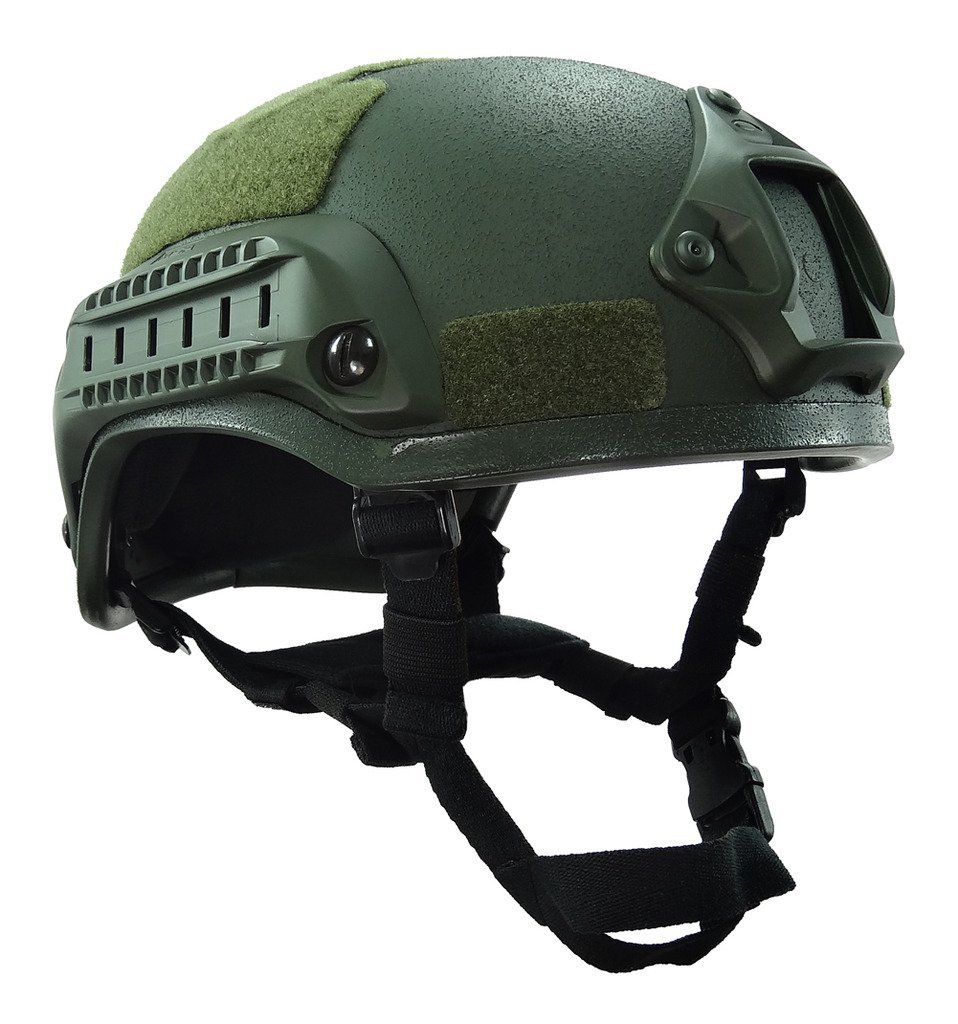 MICH 2001 Anti-Riot ABS Helmet Action Version Plastic Paintball Navy Seal Helmet Airsoft Military Tactical Helmet Combat ArmyUse